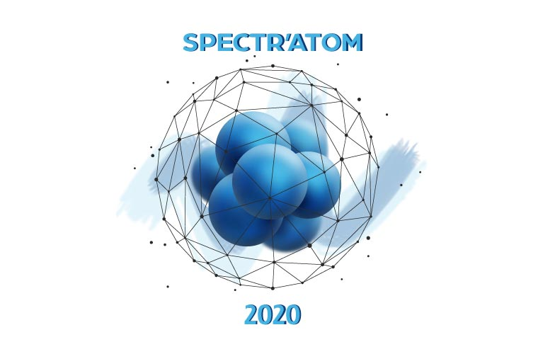 Participation au salon Spectratom 2020 à Pau